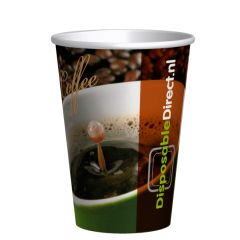 Koffiebekers bedrukken 180 ml